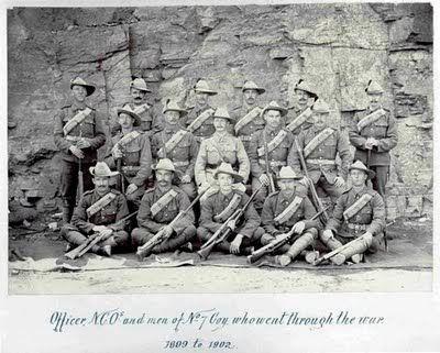 Coldstream Guards in the Boer War https://grahamwatkinsauthor.wordpress.com/2015/03/13/a-white-mans-war-coming-soon/