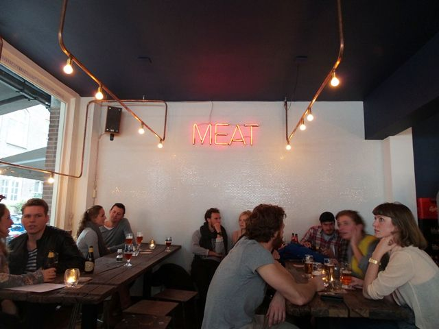 Bar Brouw Amsterdam: new hotspot at the Ten Katestraat in West