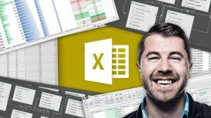 Microsoft Excel – Intro to Power Query, Power Pivot - Get up & running with Excel's data modeling & business intelligence tools, taught by a best-selling Excel instructor
