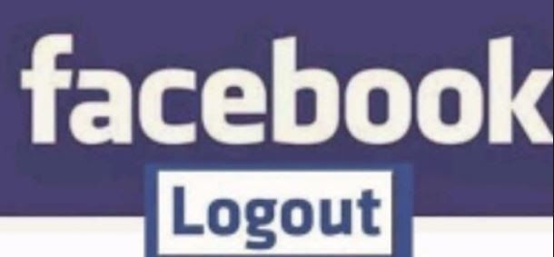 How Do I Logout of My Facebook Account?