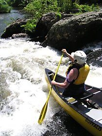 Southeastern Expeditions  Chattooga Whitewater Canoeing