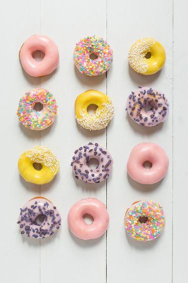 Glazed donuts - Carnets parisiens