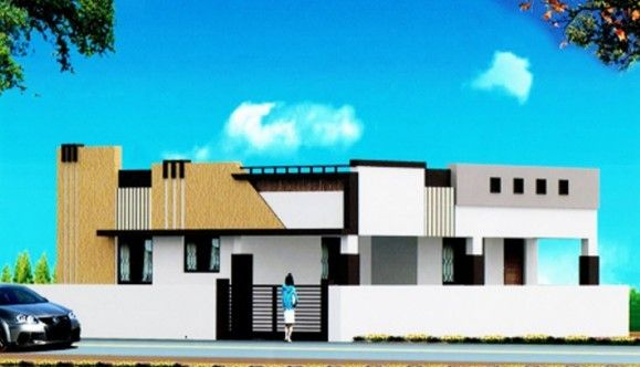 Front Elevation Of Duplex House In 600 Sq Ft : Front elevation of duplex house in sq ft