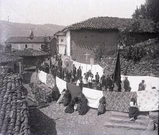 Fotografías estereoscópicas de Asturias de la colección de Celso Gómez