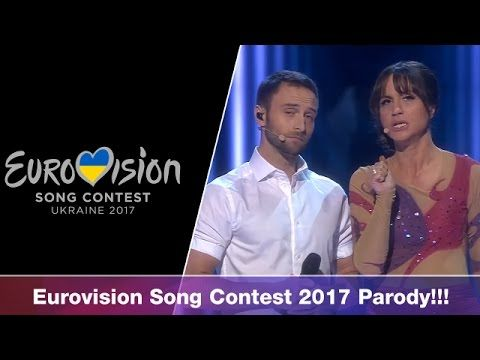 Typical Eurovision Song Contest 2017!!! (Parody)