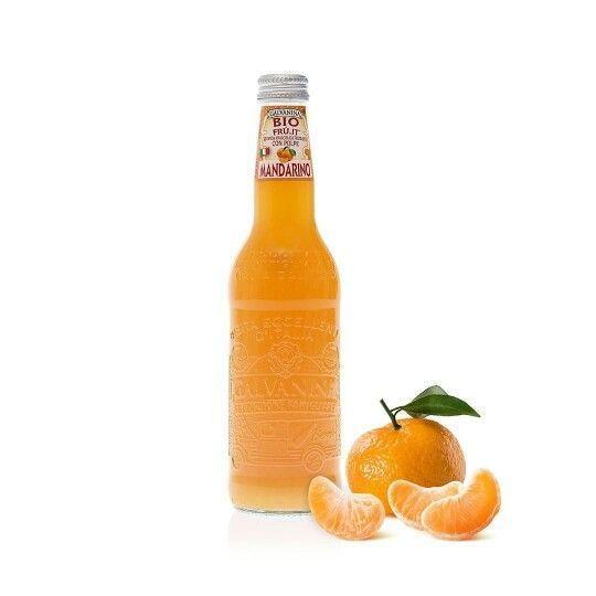 Galvanina Mandarin økologisk brus