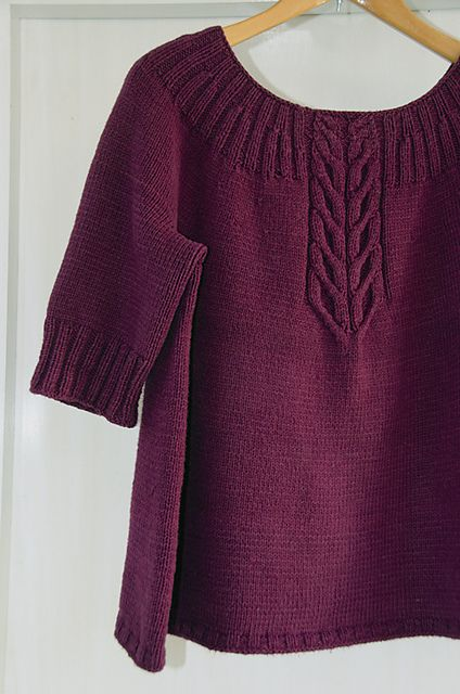 Ravelry: Project Gallery for Linea pattern by Norah Gaughan