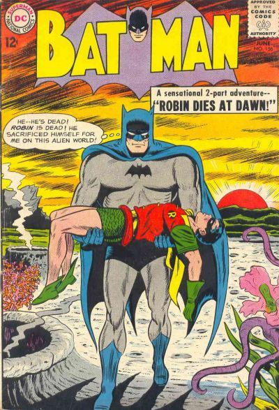 Top 75 Most Iconic DC Covers of All-Time Master List | Comics Should Be Good! @ Comic Book ResourcesComics Should Be Good! @ Comic Book Resources