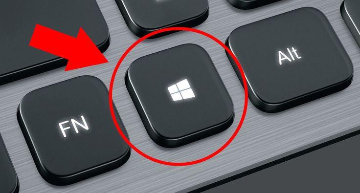 Počítače, které používajíoperační systém Windows obsahují jedno specifickétlačítko, málokdo ale ví jak moc užitečné a praktické tohle tlačítko může být při využívání počítače. Naučte se používat tyhle zkratky a usnadněte si tak život! Práce na počítači bude nyní mnohem snadnější! Tipyjakvyužívat tlačítko Windows Win Samotné tlačítko spouští nabídku START. Win+ D Tahle kombinace vám otevře