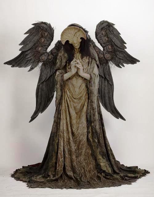Angel of Death, from Hellboy 2: The Golden Army
