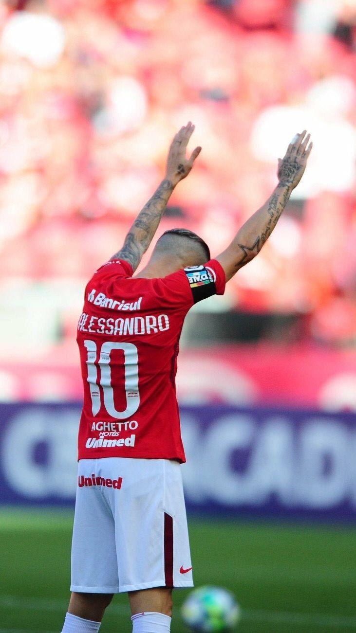 Parabens D Alessandro O Maior Camisa 10 Internacional Futebol Clube Dalessandro Internacional Futebol Internacional
