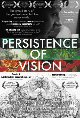 Watch PERSISTENCE OF VISION Online   Vimeo On Demand on Vimeo