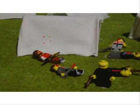 ▶ Eureka Stockade Lego Animation - YouTube