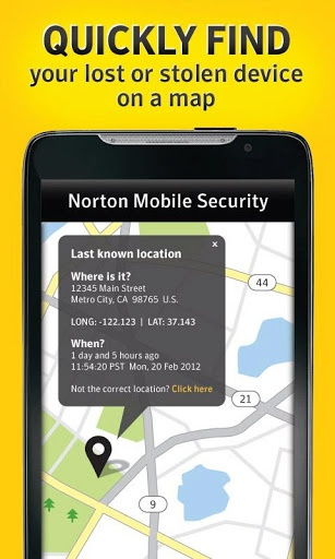 lost phone locator android app