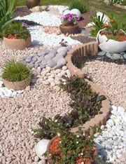 1000+ images about steingarten on pinterest | gardens, herbs, Garten Ideen