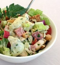 Cauliflower Salad and Other SpringTime Favorites | Wives with Knives