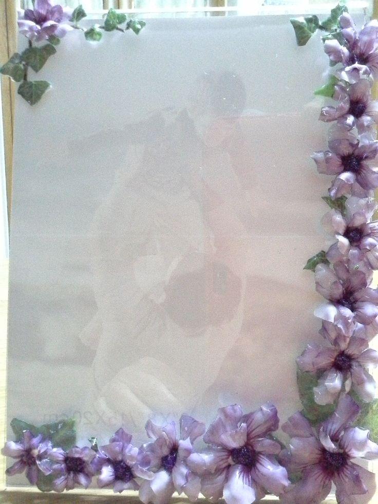 cornice con sospeso trasparente