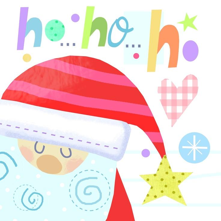 Jayne Schofield Illustration and Design: Ho Ho Ho ...