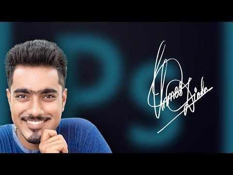 The Simplest Way to Create a Digital Signature or a Watermark that you can place Anywhere using Photoshop. We will start right from creating the signature to...