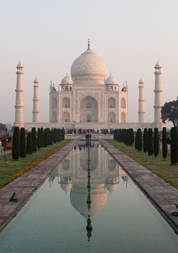 Ich habe dem Taj Mahal Unrecht getan. Warum? Das erfährst Du im Blogbeitrag *klick*                                                                                                                                                     Mehr
