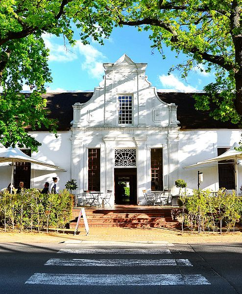 Dorp Street, Stellenbosch. BelAfrique - Your Personal Travel Planner - www.belafrique.com