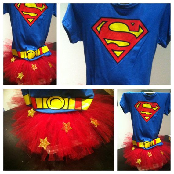 Adult Superwoman Costume by BeautifulThingsByLiz on Etsy