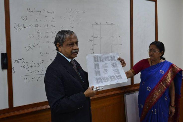 New Delhi - Krishnamurti Padhdhati (KP) Workshop By Prof Hariharan Krishnamurti,Prof Vignesh Hariharan and Prof Smt Sreevidhya Hariharan