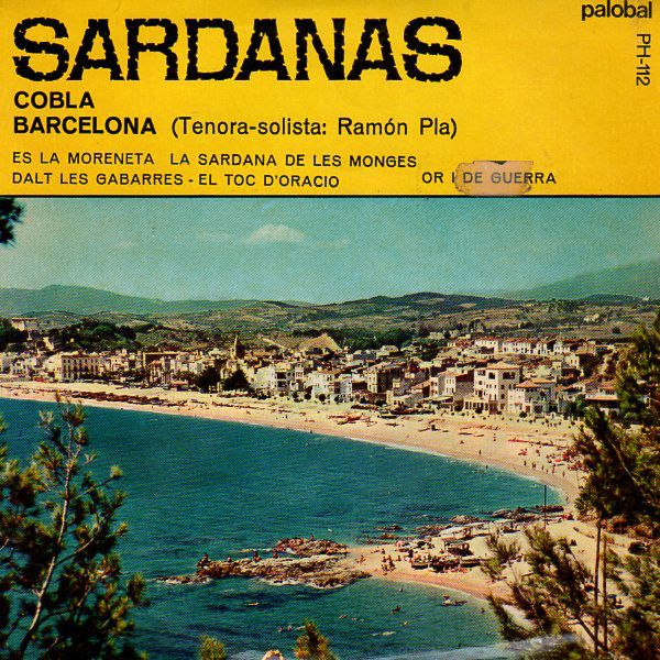 Cobla Barcelona - Sardanas (Vinyl) at Discogs