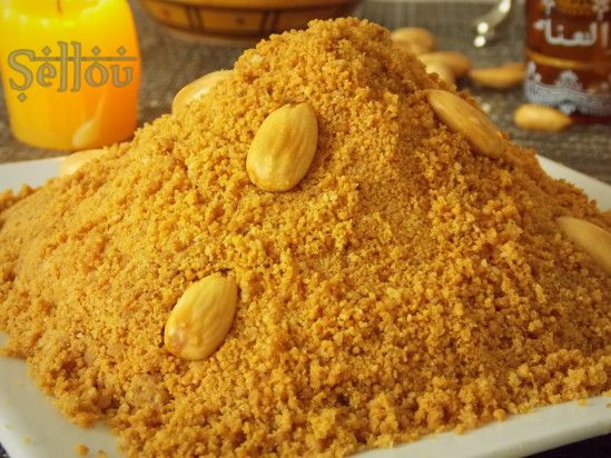 Sellou Sfouf marocain { السفوف - سلو}  This really works to increase breast milk supply and it tastes great.  Most ingredients are available with a little effort.