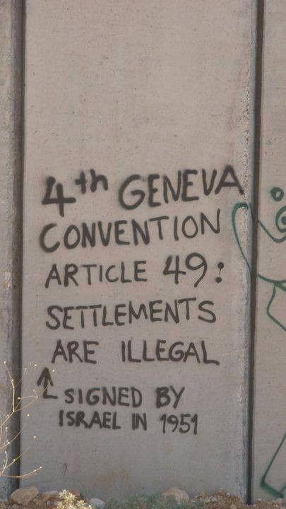 Israel: international war criminal.