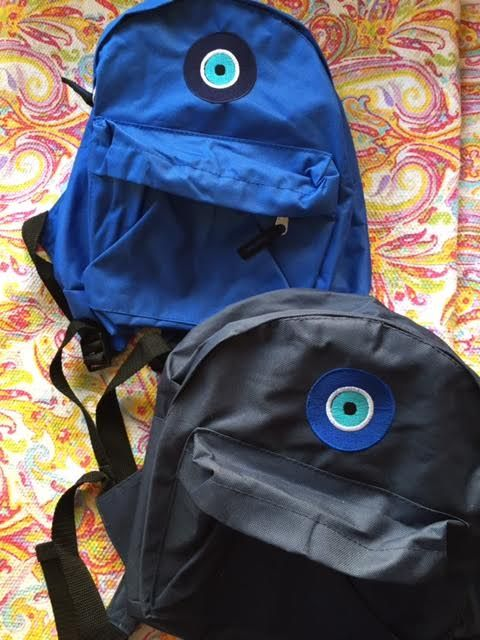 school evil eye backpacks by cotton prince