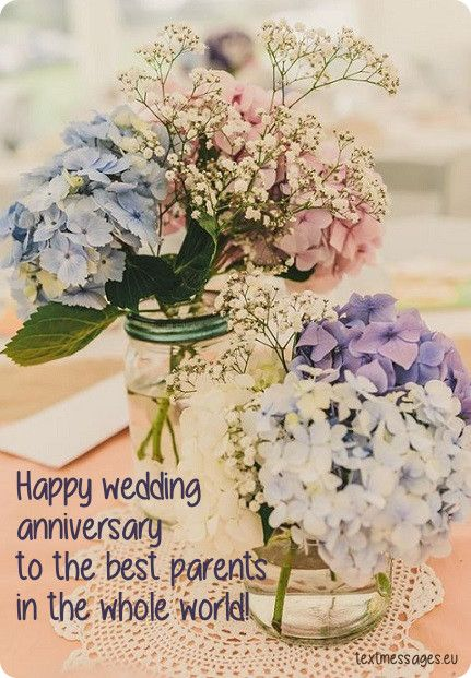 wedding anniversary quotes for parents