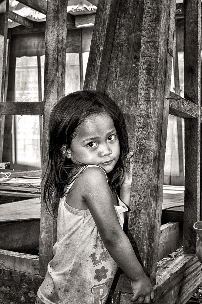Little girl from Tablocan.