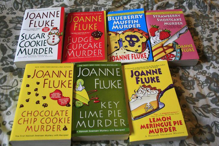 7 Joanne Fluke books in softcover / joanne fluke novels / lot of joanne fluke books by TheKindLady on Etsy