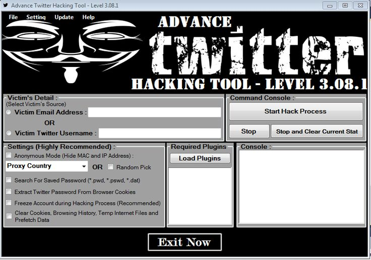 professionalhackerpremiumsoftware: TWITTER ACCOUNT HACKER- v3.6.24 2014 With VICTIM+L...