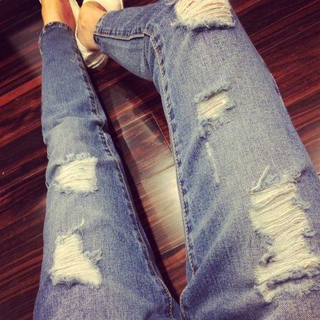 Купить товарРваные джинсы с отверстиями женщины американский продажа одежды дамы джинсовые шорты тощие женщин брюки сексуальная дискотека леггинсы новый 2015 капри в категории Джинсына AliExpress.            Рваные джинсы с отверстиями женщина Американский Одежда дамы джинсовые шорты тощий женские Жан брюки сексуаль