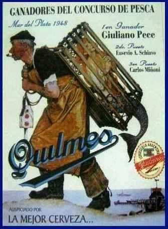 Quilmes - Publicidad antigua