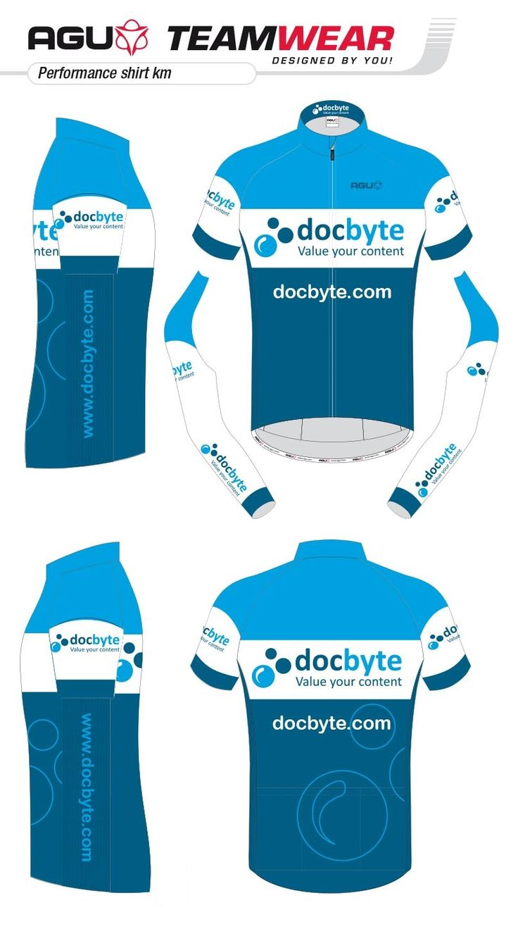 Cycling shirt design your own - Design Your Own Cycling Jersey By Agu Customized Cycling Apparel Designed For Docbyte