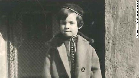 Edgar Feuchtwanger was 8 when he first saw Adolf Hitler on a Munich street. They would be neighbors for nine years as Hitler transformed Germany into a dictatorship.