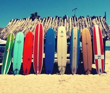 "San Clemente, CA - This looks something like the Surfers, Surfboards - After a Competition, where I Live! <3 Watching and (Occasionally) Worked ""tallying up The Judges"" Scores! *Love the Ocean and the Activities on The Beach & in The Ocean!"