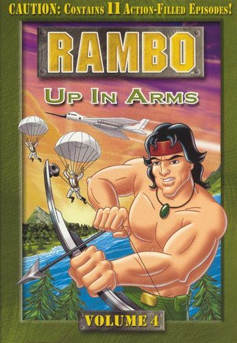 Rambo, Vol. 4: Up in Arms [DVD]