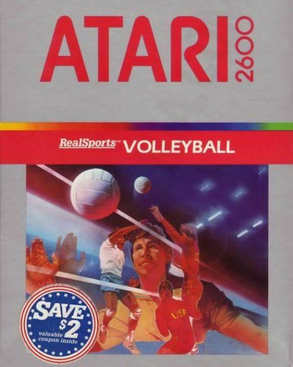 """Finalmente ritorna a suon di schiacciate il torneo RETROGAMES CHE PASSIONE! Questa volta è il turno del """"Volleyball"""" sempre su consolle Atari 2600. Avrai l'opportunità di  smartellottare forte il tuo avversario come lo zar Zaytsev, direbbe il mitico Andrea """"Lucky"""" Lucchetta. 💪💪  Se ami schiacciare come farebbe la strepitosa Mimì Ayuara, ti aspettiamo il 9 marzo 2016 dalle ore 20:00 al Wino (via XX Settembre, Catanzaro) Non mancare!!!! 🏆🏆"""