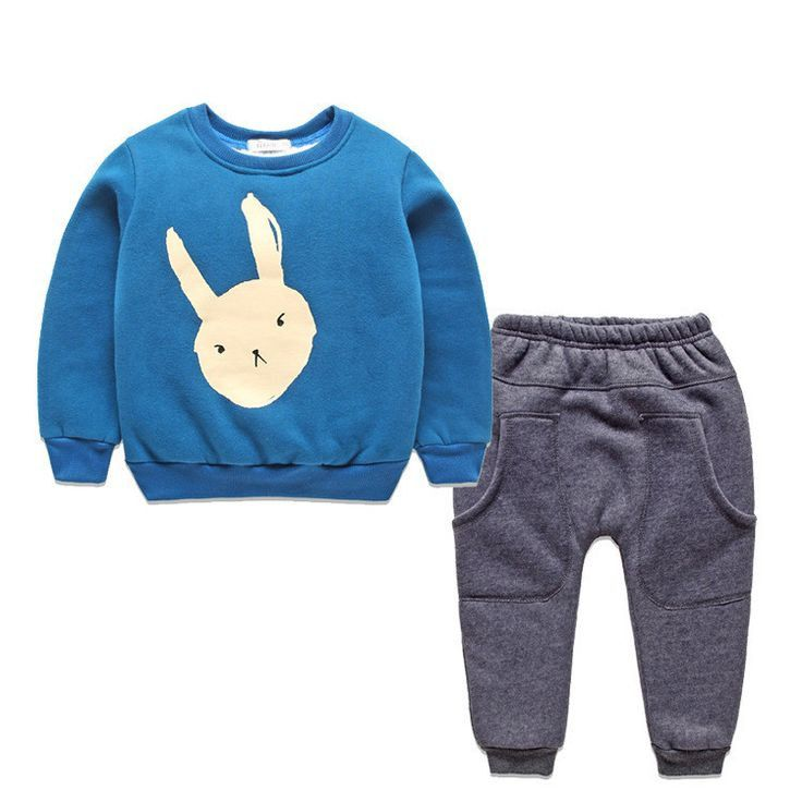 Bunny Track Suit – Poppatosh