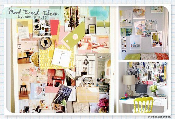 Page Thirteen: Mood Board Ideas   Moodboard Inspiration ...