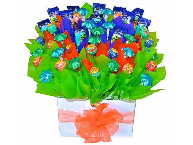 Freddo's Treasure Chest, Confectionary Bouquet