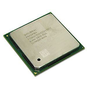 Intel Pentium 4 2.53GHz 533MHz 512KB Socket 478 CPU by Intel. $9.95. Upgrade your computer with this fast Intel Pentium 4 2.53 GHz processor! This CPU offers a 533 MHz Front Side Bus and 512 KB L2 cache for unprecedented performance!