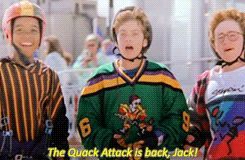 The quack attached is back,Jack!
