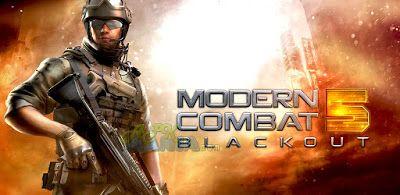 Modern Combat 5: Blackout v2.8.1a Mod Apk Download - Mod Apk Free Download For Android Mobile Games Hack OBB Full Version Hd App Money mob.org apkmania