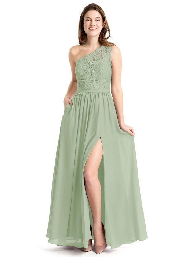 4de41b18fb Azazie Demi. Azazie Demi Dusty Rose Bridesmaid Dresses ...