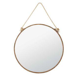 20 beste idee n over miroir rond op pinterest mirroir. Black Bedroom Furniture Sets. Home Design Ideas